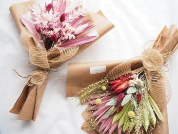 Everlasting Preserved flower bouquet