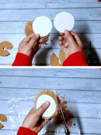 How to make a pom pom instructions
