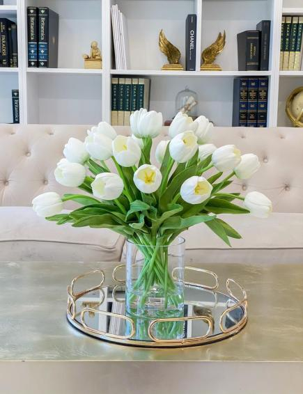 Large Tulip Flower Arrangement
