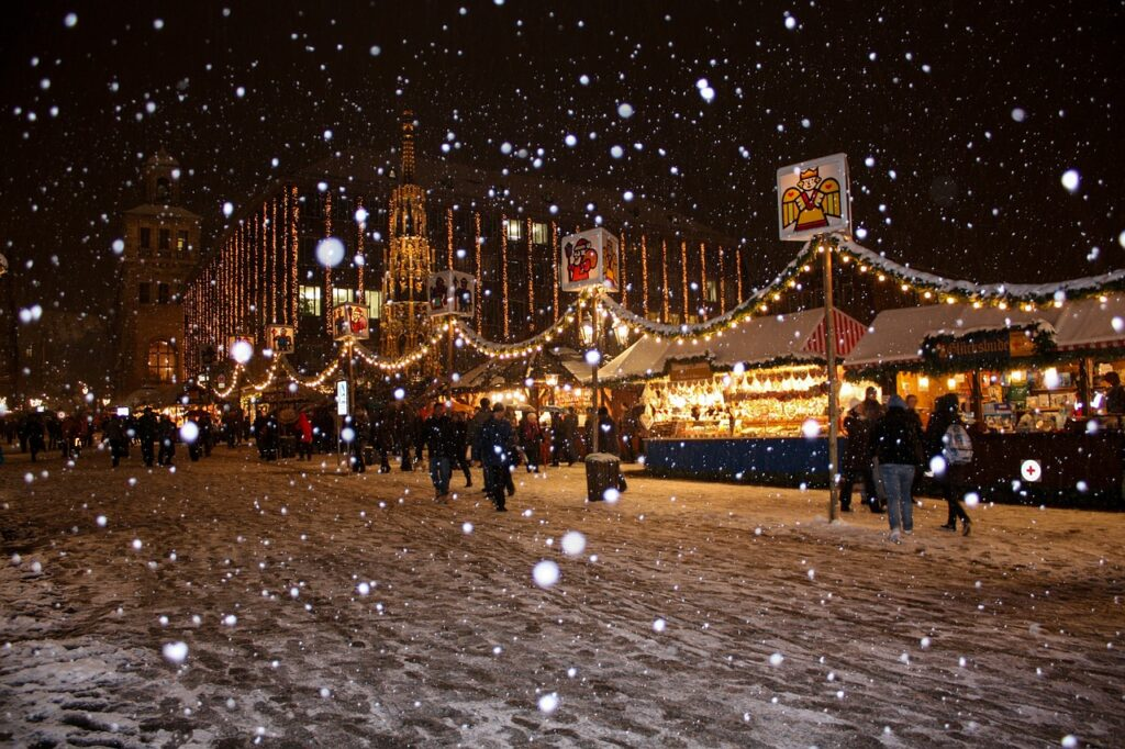Nurenberg has best Christmas