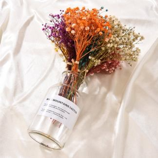 Small Natural Dried Flowers Bouquet