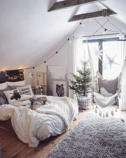 Teen bedroom decor inspiration