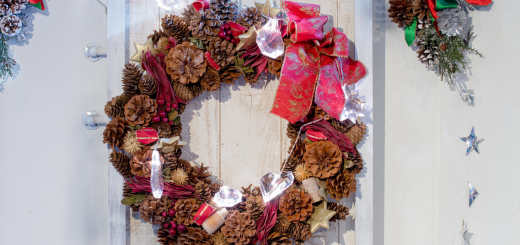 Thanksgiving wreath ideas for front door