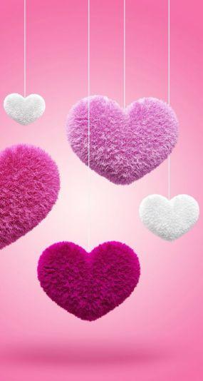 The Disney valentine's day background