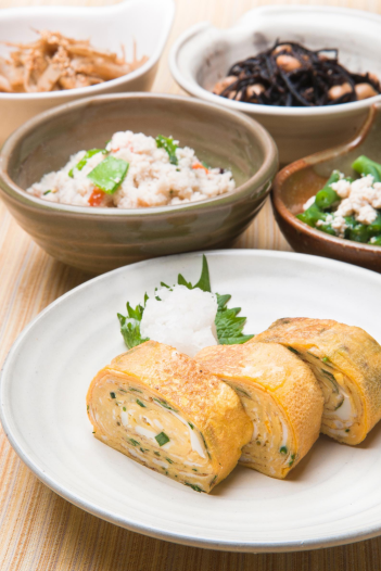 Tortilla and Egg Roll-ups quick and easy breakfast for busy people