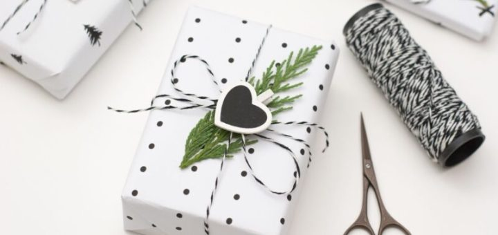 Unique gift wrapping ideas for special moments