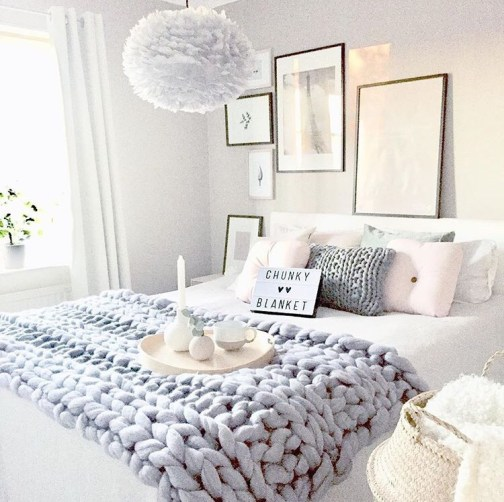 Perfect for all seasons bedroom inspiration