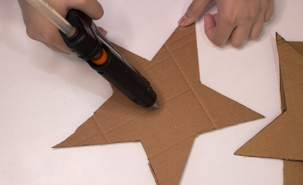 how to recycle cardboard at home