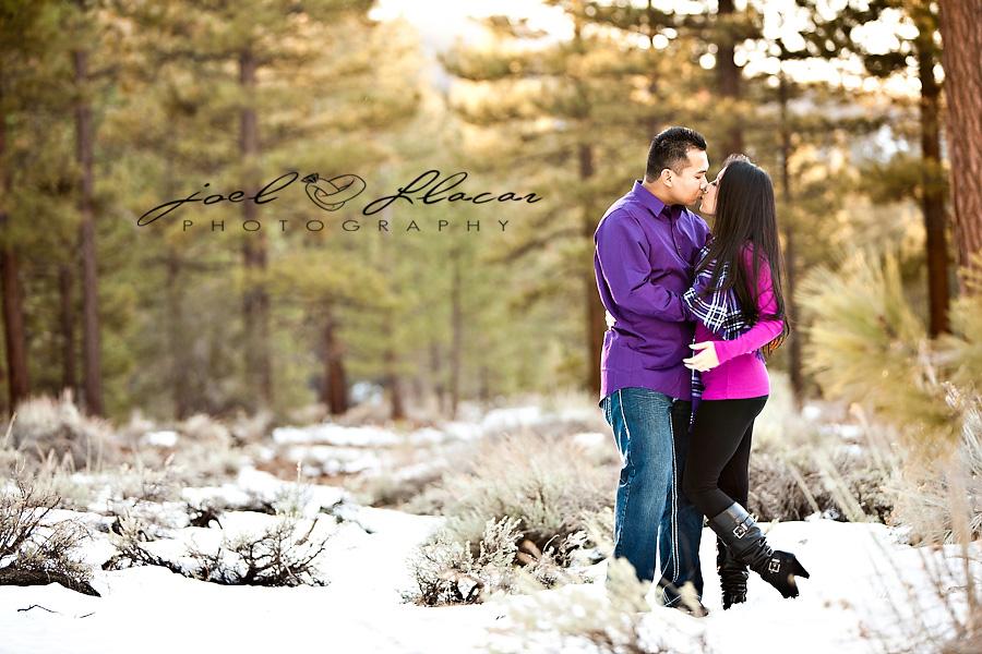Winter Engagement Photo Ideas  missmyrvold
