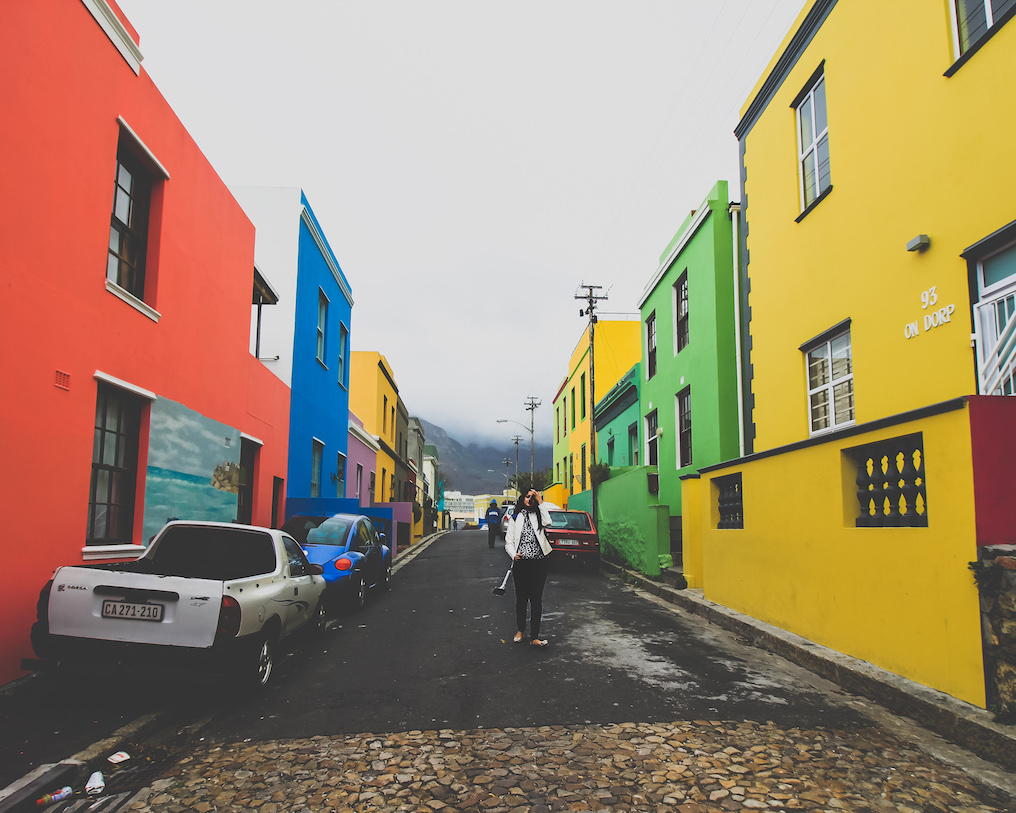 Most Beautiful Street Cape Town
