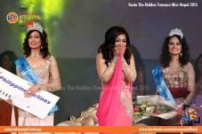 Evana Manandhar Miss Nepal Crowning 1