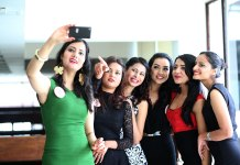 Miss Nepal 2015 Contestanats Orientation