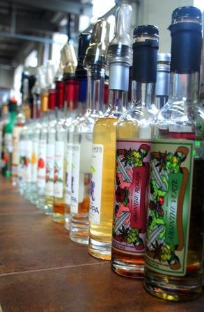Great Lakes Distillery...