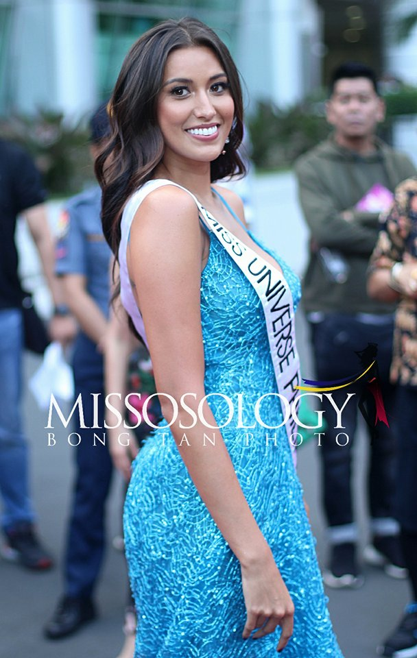 chair covers nyc makeup vanity with wheels in photos: bb pilipinas 2018 parade of beauties - missosology