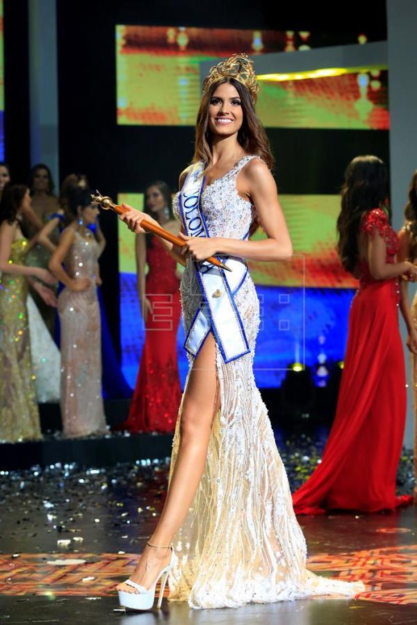 Gabriela Tafur Nader is Señorita Colombia 2019 Missosology