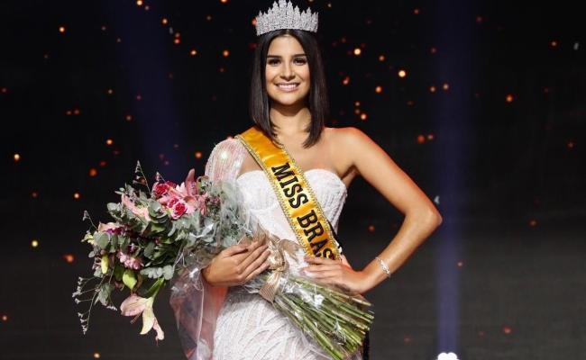 Julia Horta Is Miss Brasil 2019 Missosology