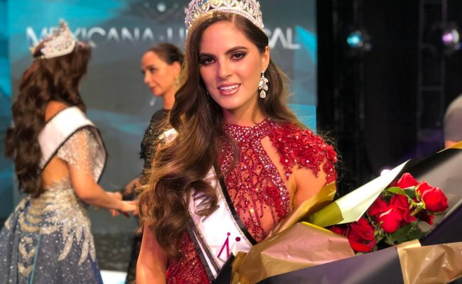 Sofía Aragón Is Mexicana Universal 2019 Missosology