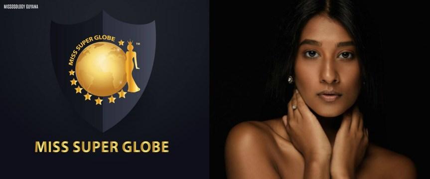 Felicia Ally is Miss Super Globe Guyana 2018!