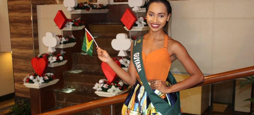 Xamiera Kippins Set To Represent Guyana on November 03rd, 2018