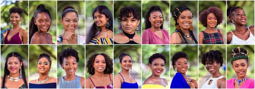 Meet the Miss Guyana Teen Scholarship Pageant 2019 Quarter-finalists!