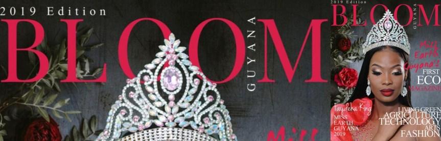 Miss Earth Guyana Organization Launches Eco-Magazine