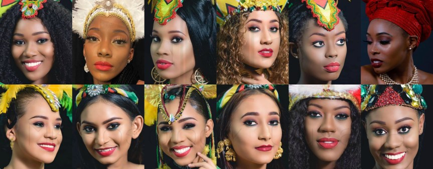 Meet the Miss World Guyana 2020 Semifinalists!