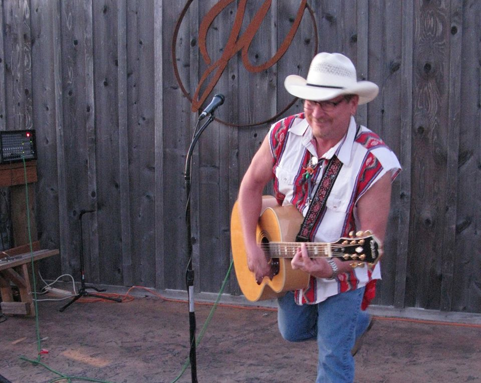 Join Bob Wire for a special Thursday night of Maximum Honky Tonk in Hot Springs