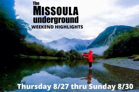 Weekend Highlights from The MUG 8/27 thru 8/30