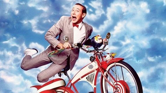 Pee Wee's Big Adventure in The Roxy Garden
