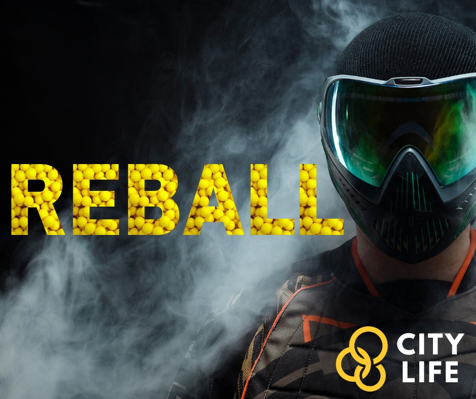 Paintball at City Life's Indoor Arena