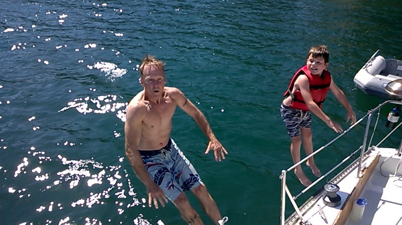 Swimming in Flathead Lake is an immersion in some of the purest water in North America.