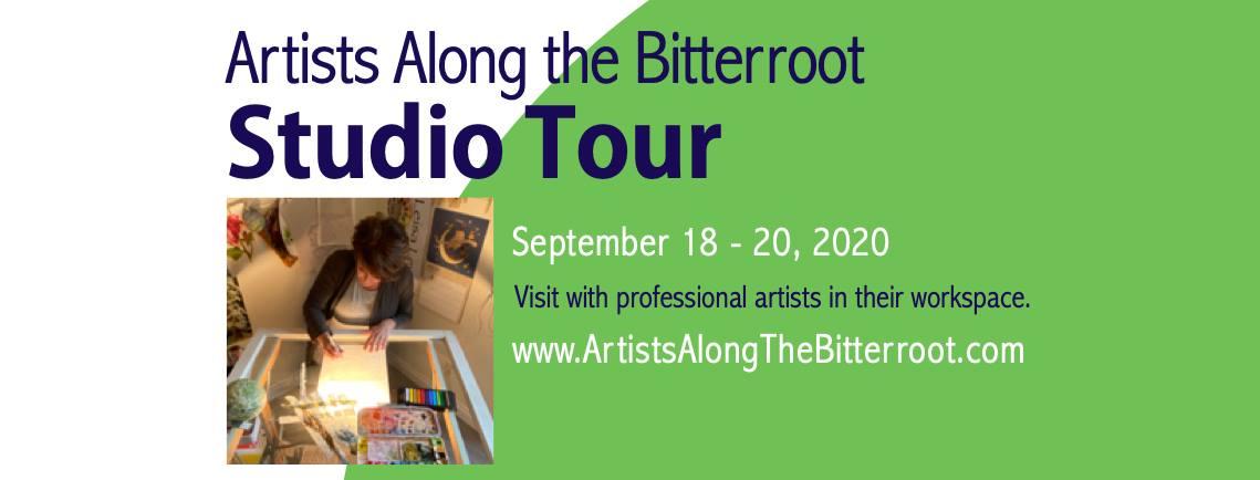 Artists Along the Bitterroot - Sept 18-20, 2020
