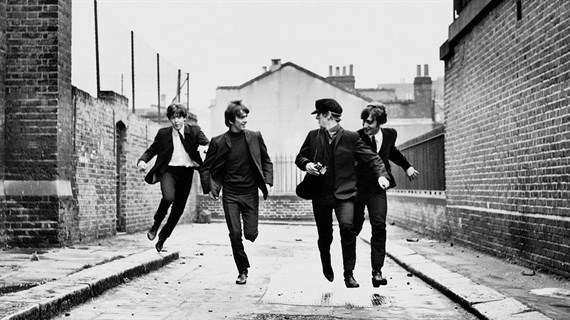 A Hard Day's Night with the Beatles