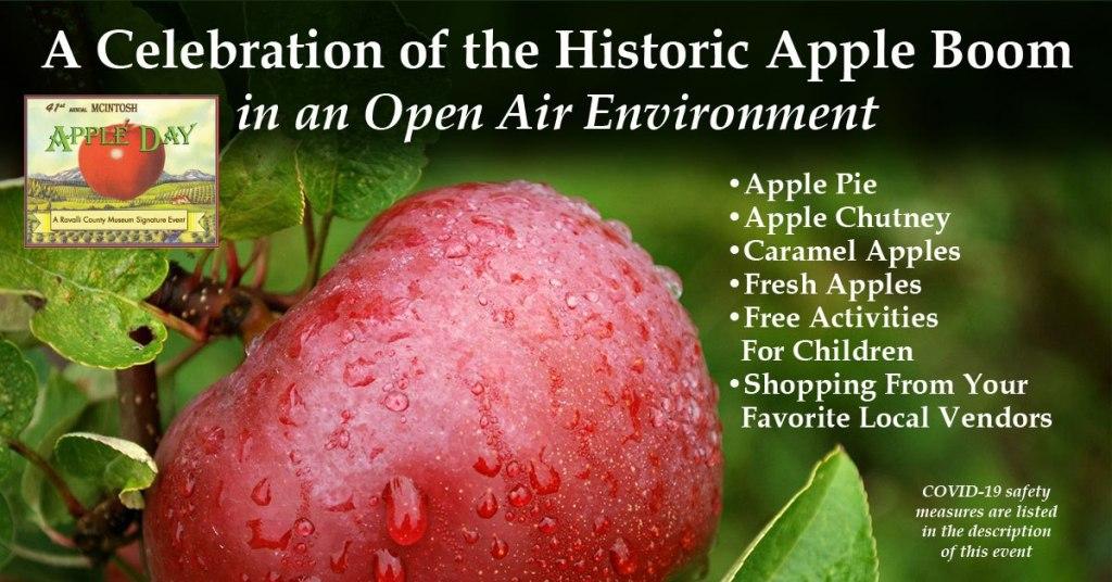 41st Annual McIntosh Apple Day