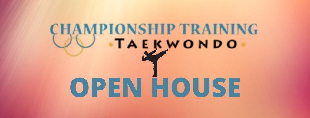 Championship Training Taekwondo