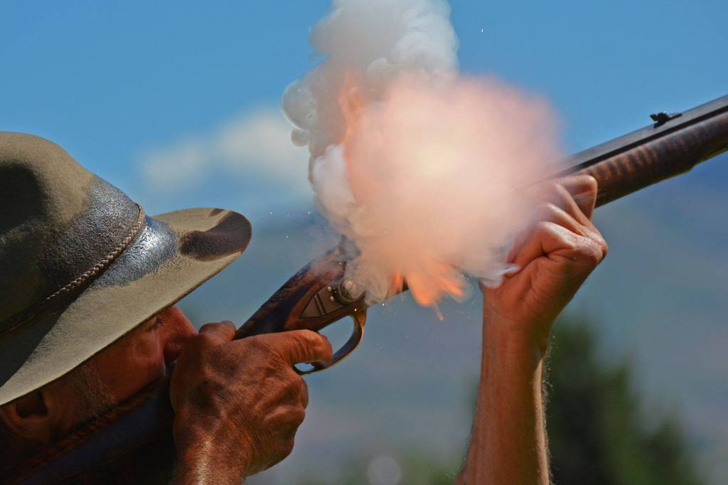 Historic Firearms Demonstration at Travelers' Rest State Park