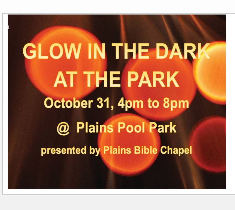 Glow in the Dark at the Park