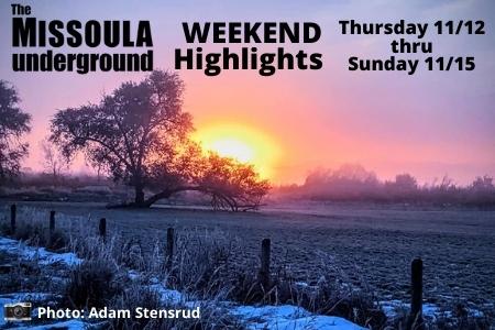 Weekend Highlights from The MUG 11/12 thru 11/15