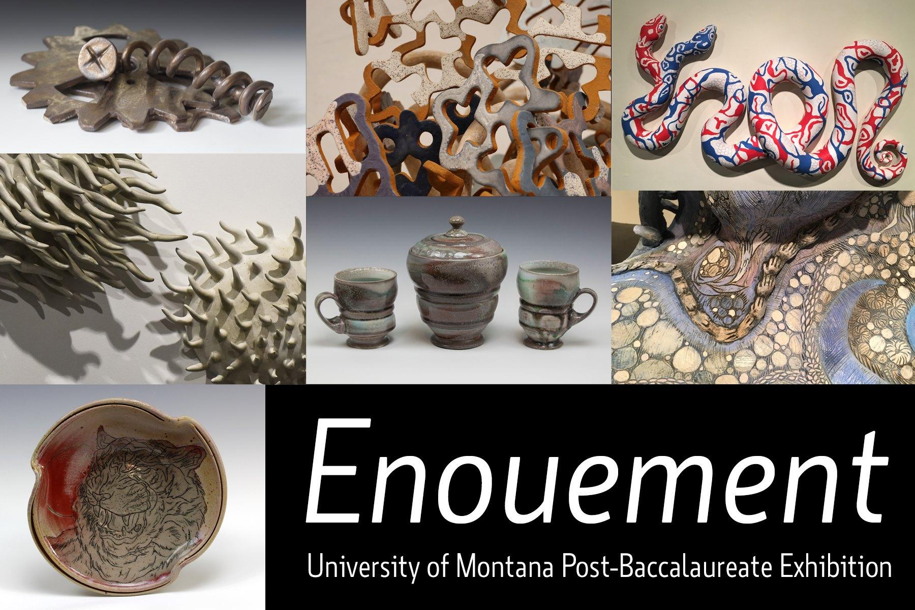 Enouement: U of M Post-Bacc Exhibit