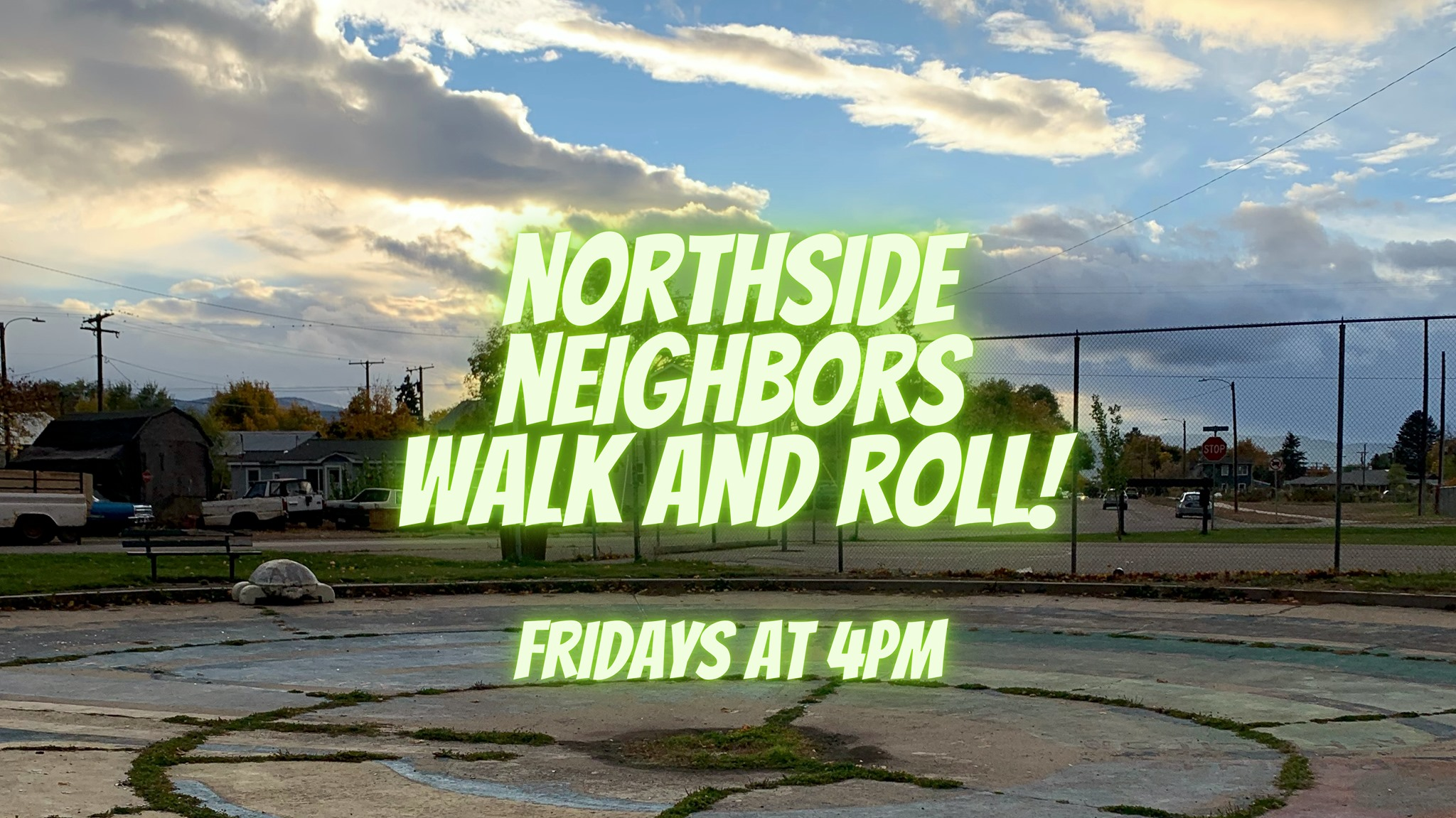 Northside Neighbors Walk and Roll