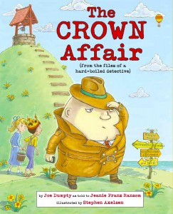 book cover Crown Affair