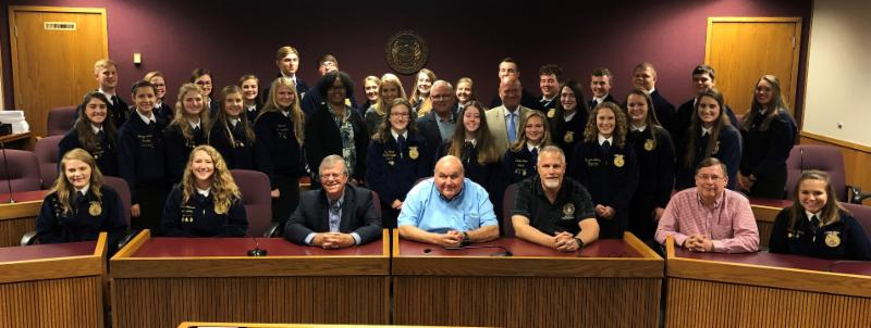 Missouri FFA and Agriculture Education – Grow Leaders  Build