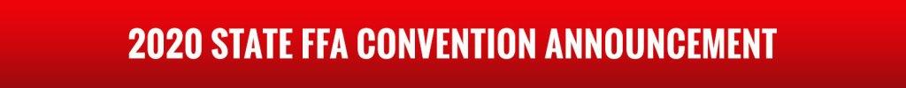 2020 Convention Announcement