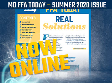 Summer 2020 MO FFA Today