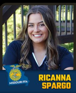Officer - Ricanna Spargo