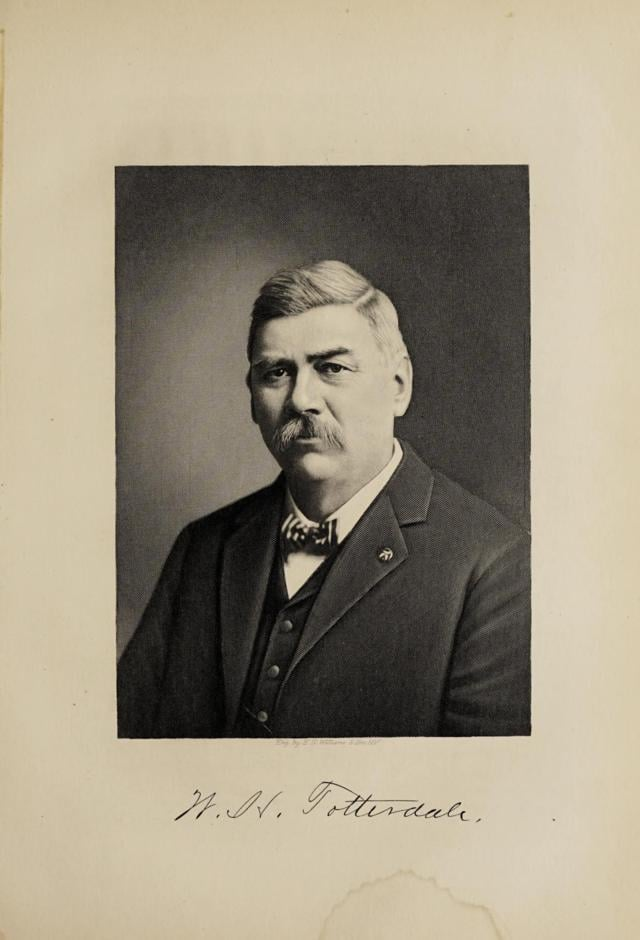 William Henry Totterdale