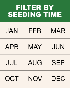Seeding Time Category