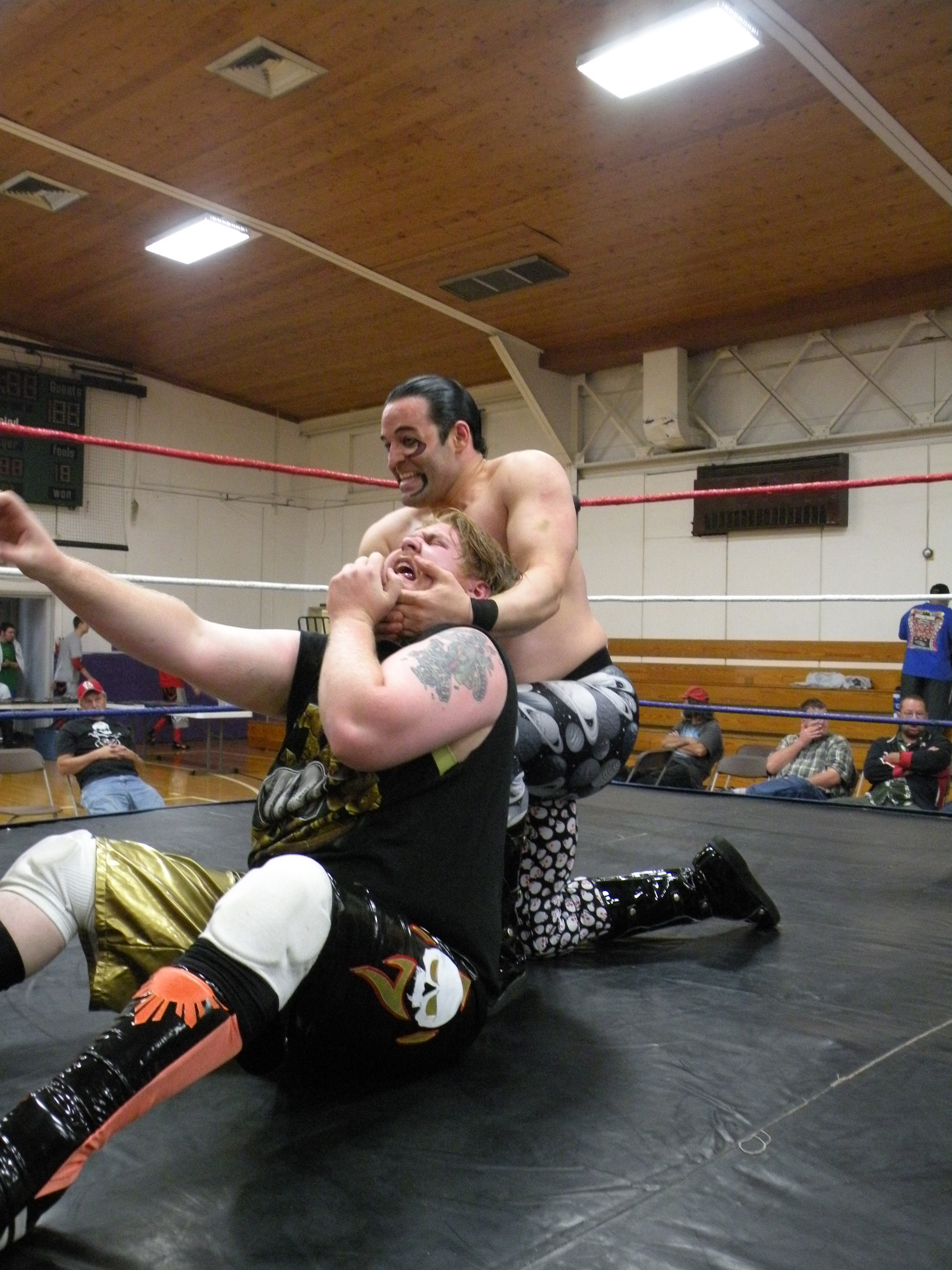 """Kenny O' Brien finds himself in a bad spot.(Photo Credit Brian """"Flair"""" Kelley)"""