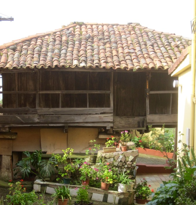 Hórreo (granary)