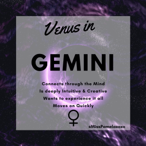 Venus in Gemini Man or Woman - The Awakened Aphrodite